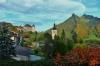 Gruyères, cité du Comte Michel,  à 10 km
