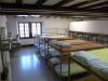 Grand dortoir 32 lits avec séparation