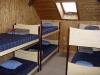 Une chambre à 6 lits