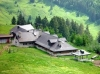 La belle maison entourée de belle nature