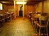 La salle à manger pour 50 personnes