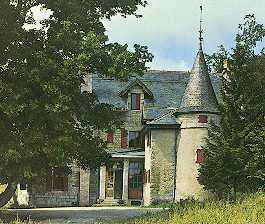 Domaine de Monteret - Monteret I (Château)