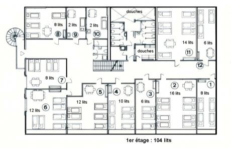 La Renardière 104 - 1er étage