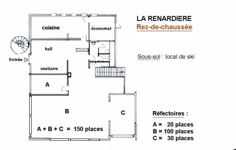 La Renardière 104 - Rez