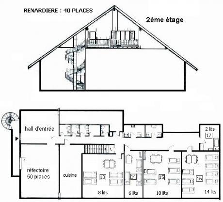 Chalet La Renardière 40 à Moléson